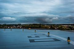 OLV (sart68) Tags: old sunset hospital helicopter deck heli ziekenhuis aalst watertorenwatertorenwijkwijkaalstwatertowerolvhospitalzi watertorenwatertorenwijkwijkaalstwatertowerolvhospitalziekenhuissunsetzonsondergangsky