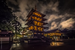 epcot nightshot hdr worldshowcase waltdisneyworldresort japanpavilion hdratnight nikon1424mm nikond4s