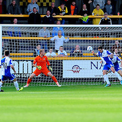 """Southport FC v Bristol Rovers 270914 • <a style=""""font-size:0.8em;"""" href=""""http://www.flickr.com/photos/125622569@N04/15204634107/"""" target=""""_blank"""">View on Flickr</a>"""