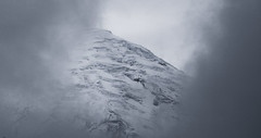 gélido (vlΛиco iиvierиo) Tags: chile mountains cold clouds punk nubes andes frio montañas