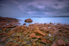 Rocks (AO-photos) Tags: longexposure seascape landscape rocks bretagne filter nd perrosguirec poselongue