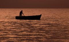 IL FRASCONE NARDO' (Aristide Mazzarella) Tags: sunset sea 3 canon eos barca tramonto mare d mark 5 iii sunsets barche il 5d tramonti salento aristide nardo frascone mazzarella