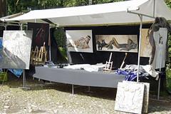 _IMG4129 (Henk de Regt) Tags: beelden schilderijen wijn loenen kunstmarkt mongoli artwine weeshuis wijnproeverij peugeot5 miekediekmann andrvriezekolk galeriearthuus