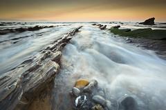 Barrika (Alvaro Arroyo.P) Tags: mar playa paisaje amanecer barrika