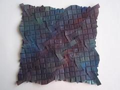 Square tessellation (Monika Hankova) Tags: origami tessellation