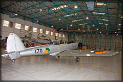170 (G-BDRJ) DHC-1 Chipmunk Irish Air Corps (elevationair ) Tags: military chipmunk eime 170 bal aerodrome iac dhc1 casement irishaircorps baldonnell gbdrj