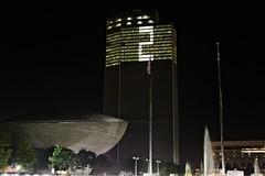 JETER TRIBUTE (MIKECNY) Tags: 2 newyork building number albany tribute yankees empirestateplaza mlb derekjeter corningtower nysogs