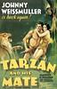 Tarzan and His Mate (1934) (FranMoff) Tags: chimpanzee lion tarzan maureenosullivan movieposters 1934 tarzanandhismate johnnyweissmuller