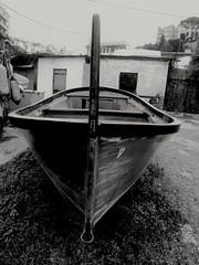 B&N (lucianoserra490) Tags: maredinverno biancoenero barca