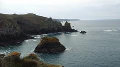 La vie poétique / 335 - Côte nord du Cap Sizun - Finistère - Printemps 2017 (jeanyvesriou1) Tags: borddemer coastline falaises cliffs acantilados scogliere lecapsizun