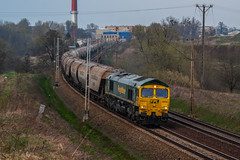 66016 (arkadiusz1984) Tags: freightliner 66016 class66 d29131 magistralawęglowa