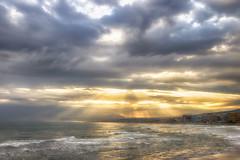 ... (Theophilos) Tags: morning sky clouds sea rays rethymno crete θάλασσα ουρανόσ σύννεφα ακτίνεσ ρέθυμνο κρήτη