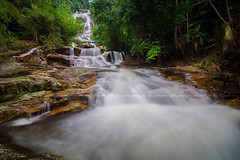 The song of Lata Kinjang (DSC05798_1r) (Rizal Zawawi) Tags: latakinjang perak attraction tourism holiday beautiful waterfall water rock high height brigde jetty hang forest jungle preserve camping flow drop malaysia travel sonyalpha sony sonyalpha6000 sonya6000 nature langscape