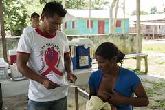 Logística Vacinal Área Indígena (Secretaria Especial de Saúde Indígena (Sesai)) Tags: tabatinga amazonas 2017 março vacina vacinação imunização amamentação aldeia belém do solimões