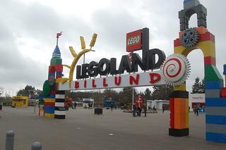 LEGOland Billund Gate