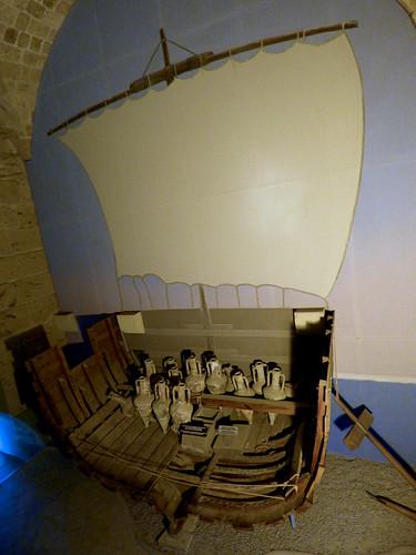 Girne - castle Roman shipwreck (4)