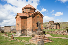 TALIN-23 (RAFFI YOUREDJIAN PHOTOGRAPHY) Tags: talin armenia armenian travel walk backpacking ferris wheel soviet church monastery ancient old ruins crumbled dilapidated abandoned derelict apocalyptic clouds graveyard