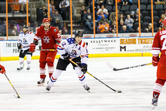 "Missouri Mavericks vs. Allen Americans, March 3, 2017, Silverstein Eye Centers Arena, Independence, Missouri.  Photo: John Howe / Howe Creative Photography • <a style=""font-size:0.8em;"" href=""http://www.flickr.com/photos/134016632@N02/33232470276/"" target=""_blank"">View on Flickr</a>"