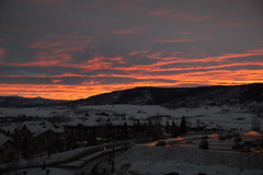 2017-00235 (kjhbirdman) Tags: colorado places scenery steamboatsprings sunsetsunrise unitedstates
