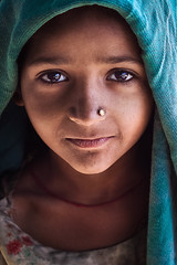 Portrait (Harshal Orawala) Tags: kutch girl 121clicks eyes portrait natgeo lights cute gujarat india