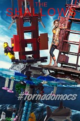 the Shallows (tornado eater) Tags: lego blakelively ryanraynolds shallows theshallows sharks ombrafilms blake lively