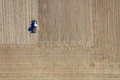 Farmers - Painting 75 (Aerial Photography) Tags: by opf r 27032017 5sr24934 ackerbau barbing bauernmalerei braun erde feld feldarbeit fotoklausleidorfwwwleidorfde friesheim landschaft landwirtschaft linien luftaufnahme luftbild muster reihe spuren traktor aerial agriculture alignment brown earth farmerspainting field fieldwork landscape line lines outdoor row soil traces tracks tractor barbinglkrregensburg bayernbavaria deutschlandgermany deu