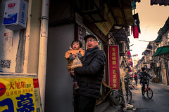 (Rob-Shanghai) Tags: shanghai china leicaq people kids alley lanes