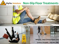 Non-Slip Floor Treatments (SlipTec Solutions) Tags: slip resistant floor treatment florida flooring