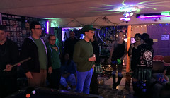 20161028 2309 - Rainbow Party #4 - HallowGreen - Jess, Matthew, Julie, Erin, ___, Mark, Ben, Celia, Katina - (by John F) - IMG_8214 (Rev. Xanatos Satanicos Bombasticos (ClintJCL)) Tags: 20161028 201610 2016 party partyclintandcarolyn partyclintandcarolyn20161028 partyclintandcarolynrainbowparty partyclintandcarolynrainbowparty20161028 partyclintandcarolynrainbowpartygreen partyclintandcarolynrainbowpartygreen20161028 partyclintandcarolyngreen partyclintandcarolyngreen20161028 partyrainbowparty partyrainbowparty20161028 partyrainbowpartyclintandcarolyn partyrainbowpartyclintandcarolyn20161028 partyrainbowpartygreen party20161028 party20161028clintandcarolyn partygreen partygreen20161028 rainbowparty rainbowpartyclintandcarolyn rainbowpartyclintandcarolyn20161028 rainbowparty20161028 greenparty greenparty20161028 virginia alexandria clintandcarolynshouse downstairs matthewg erinlonergan standing light blacklight camerapersonjohnferrone katinam celiaw benm julies marki jesseb