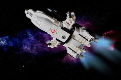 Point Defense Fighter (Si-MOCs) Tags: realworldstarfighter rw200 contest seeitsminifigscale 720pewsbaby