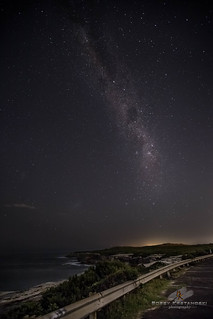 Milky Way from Cape Solander 1