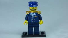 Brick Yourself Bespoke Custom Lego Figure NZ Air Force Pilot
