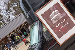 Starbucks vs. Local Coffee Stores