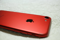 iPhone 7 (PRODUCT)RED (camellia_01) Tags: iphone red 赤