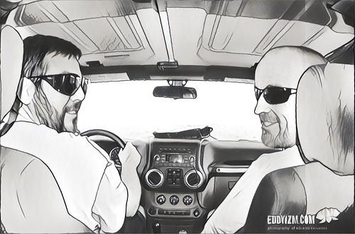 Ben and Michael