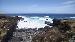 Garachico (Francisco Chornet) Tags: garachico sonystas sony sigma1020 tenerife canarias canaryislands islascanarias mar acantilado azul olas colours