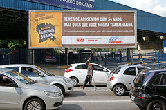 Outdoor  contra a reforma da previdência - Adonis Guerra_020317_0061 (Adonis Guerra) Tags: outdoor campanha reforma previdencia sãobernardo