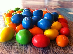 The blue ones are mine! (Blue Sere) Tags: sweet chocolate nuts sugar sweets candies cioccolato noccioline caramelle