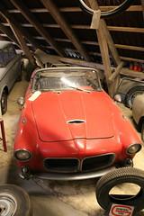 Fiat 1100 tv 1962 (Benny Hünersen) Tags: auto car museum tv fiat may mai bil slot 1962 maj 1100 2014 egeskov bilsamling autosamlung autoselection