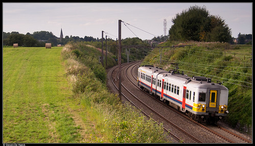 NMBS 735 @ Courriere