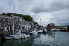 At the key (ancientlives) Tags: uk travel england southwest sunshine landscape boats fishing cornwall sailing fuji fujifilm yachts fujinon padstow westcountry fuji18mm fujixt1