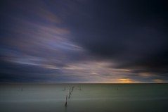 A moment ( Jenco van Zalk) Tags: longexposure sunset lake holland netherlands clouds landscape nikon cloudy lee markermeer jenco leefilters bigstopper wsweekly87