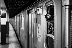 New York - subway (D700-1.8) Tags: street usa newyork station central yellowcab gelb statueofliberty amerika fdny freedomtowers