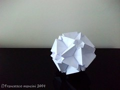 Untitled (mancinerie) Tags: origami paperfolding modularorigami francescomancini mancinerie