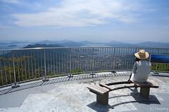 Mt. Haigamine (tomosang R32m) Tags: panorama japan hiroshima kure  haigamine    mthaigamine