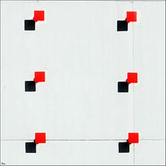 hilti (TeRo.A) Tags: shadow red white black wall