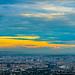 Vienna, sunset