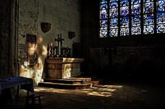 Basilique Notre-Dame d'Avioth (Meuse) (Hocusfocus55) Tags: notredame lorraine glise meuse basilique avioth