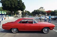1970 Dodge Dart Swinger (Yohai_Rodin) Tags: classic cars car club israel 5 five tel aviv
