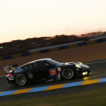 No_ 77 Dempsey Racing Proton Porsche 911 RSR qualified 7th in GTE-Am